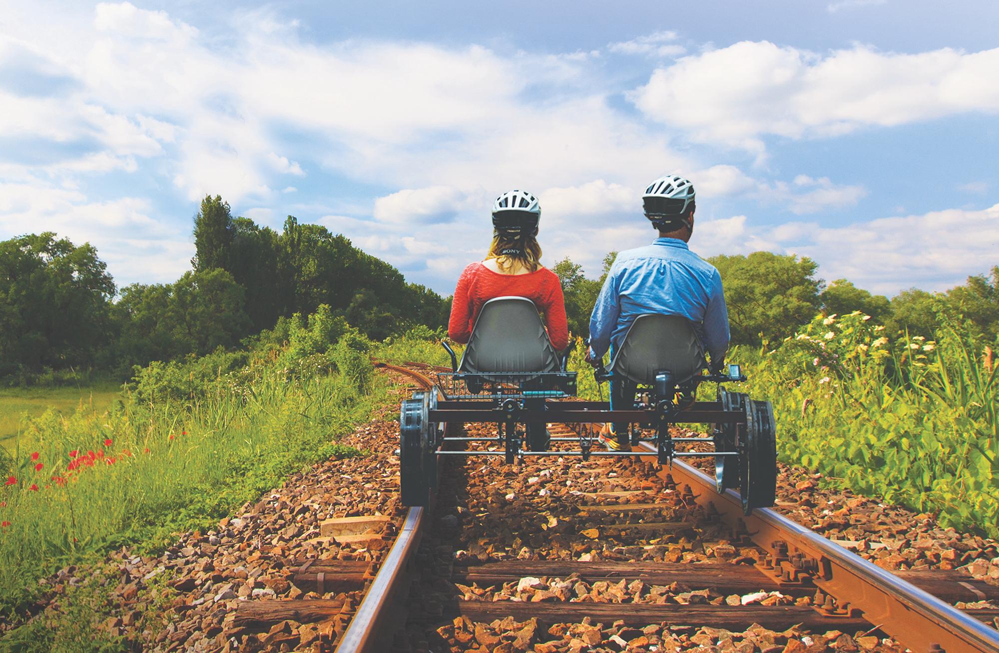 Srt Rail Bike