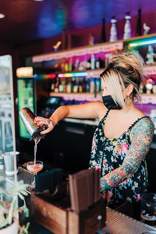 Bartender Webres