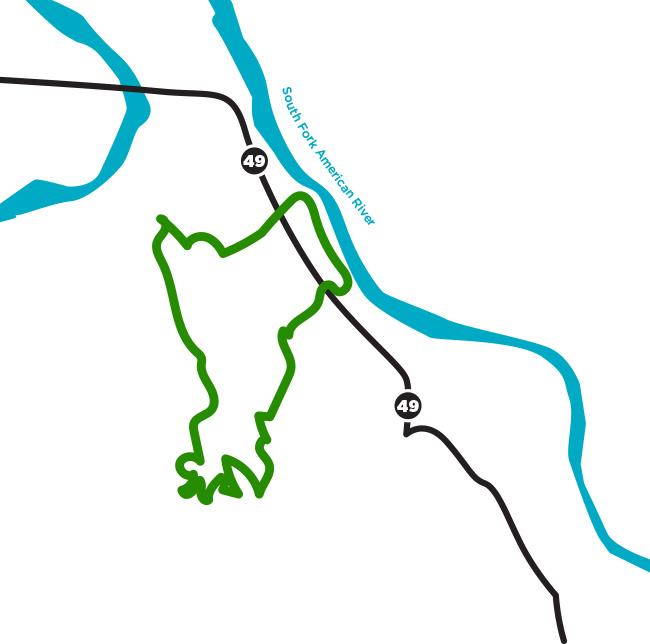 Marshall Monument Loop