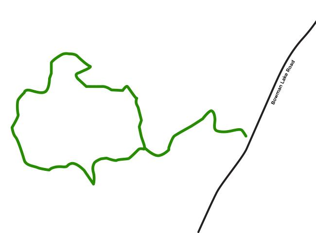 Sierra Discovery Trail