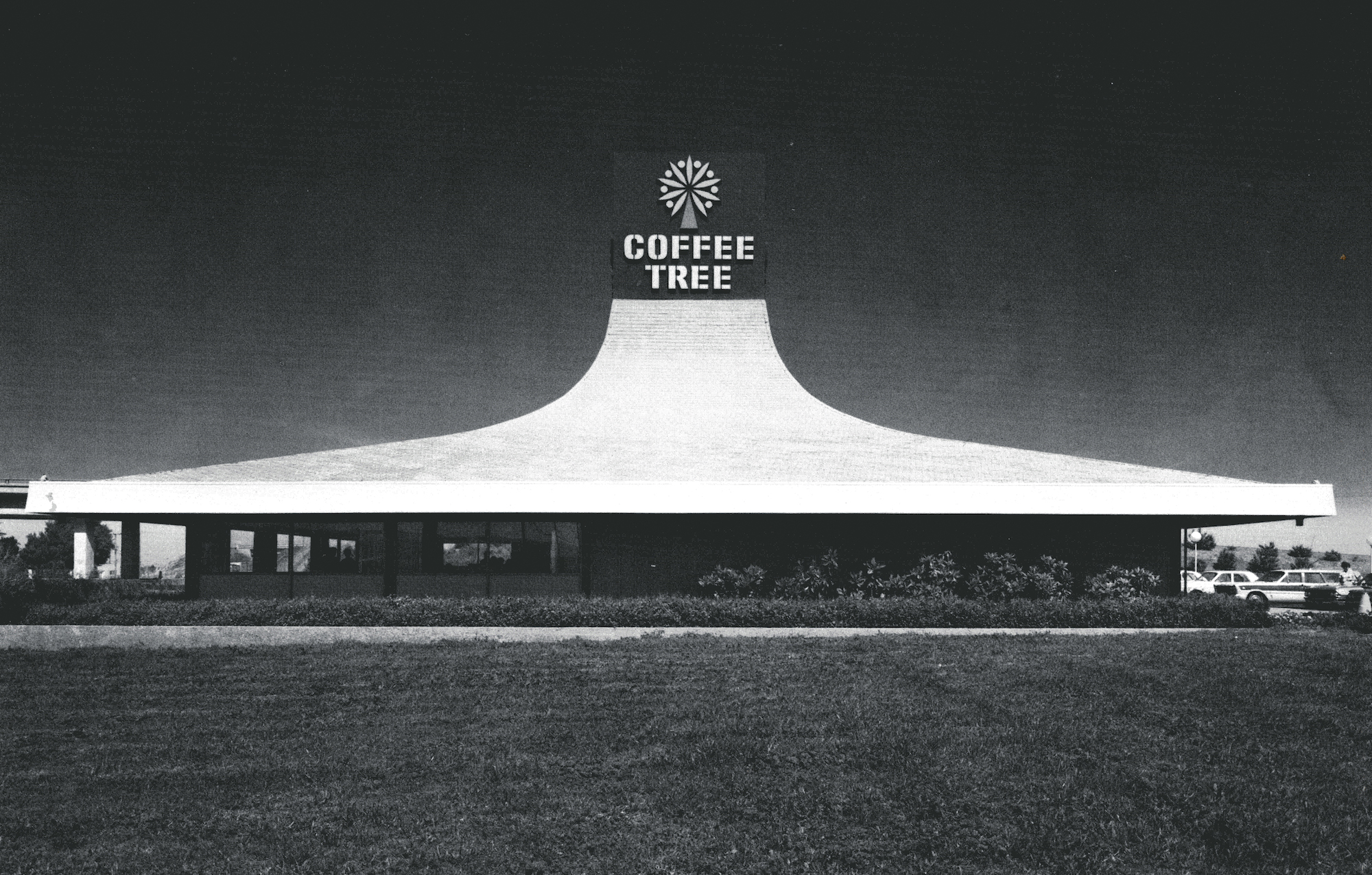Db2 571 Coffee Tree Restaurant, 1965