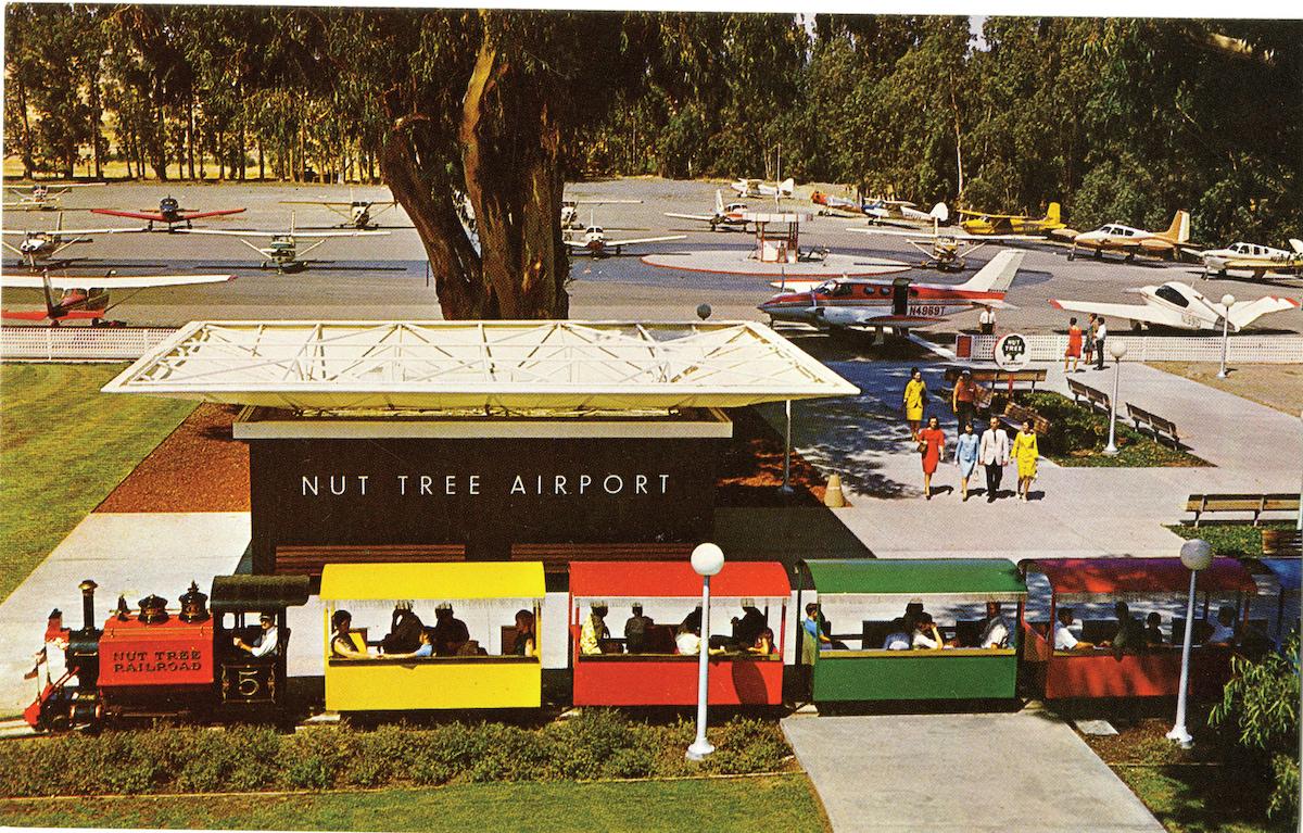 Train At Nut Tree Airport 1975 1993001013hi